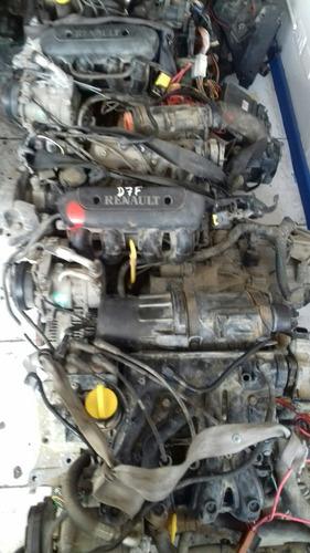 Motor De Renault Clio 1.2 8v Foto 1