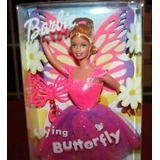 Fying Butterfly Barbie 2000
