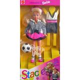 Barbie Stacie Party N' Play