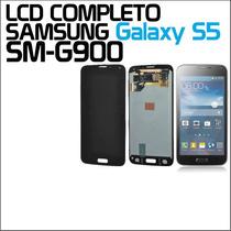 Pantalla Samsung S5 G900 100% Original Tienda Fisica