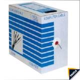 Caja Cable De Red Cat5 Rollo 305 Mts Suministros Fauca