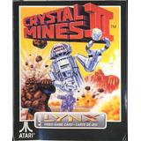 Crystal Mines Ii (nuevo) - Lynx
