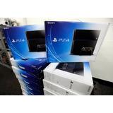 Ps4 Playstation 4 Nuevos + 7 Juegos + Garantia Financiamient