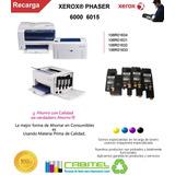 Recarga Tóner Xerox Varios Modelos