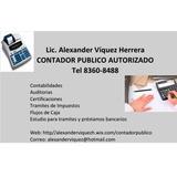 Contador Publico Autorizado Heredia/ Alajuela
