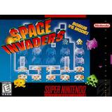 Space Invaders (nuevo) - Snes