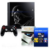 Ps4 4 500gb Limited Edition Star Wars Battlefront Playsound