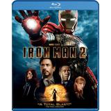 Iron Man 2 Original Edición De 1 Disco Blu-ray