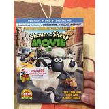 Shawn The Sheep Movie.    Original Blu Ray