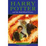 Harry Potter Half Blood Prince Misterio Príncipe Libro