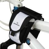 Bolso Doble Para Marco De Bicicleta