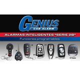 Alarma Carro Genius,muchos Estilos De Controles,playsound