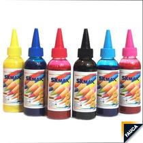 Tintas Para Sublimar 100ml - Somos Importadores Directos
