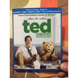 Ted  Unrated.     Original Blu Ray