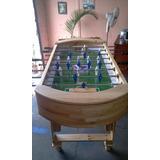 Model Futbolin De Casa Tipo Estadio