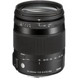 Lente Sigma 18-200mm Para Nikon. Nuevo. R Y M
