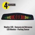 Sensor De Retroceso Multimedia De 4, Genius, Playsound