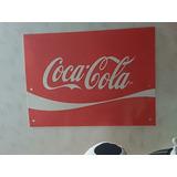 Rótulo Coca Cola