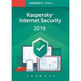 Antivirus Kaspersky Internet Security 2019 3 Usuarios 1 Año