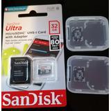 Micro Sd De 32-64-128gb