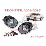 Halogenos Nissan Frontier 2001-2015