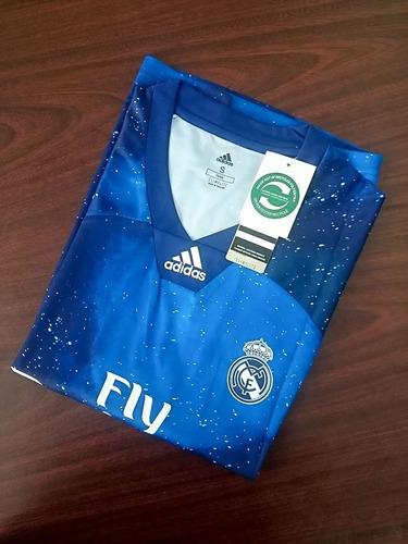 Camiseta Ea Sports Real Madrid