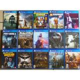 Variedad Juegos Sony Playstation 4 Ps4 Buenos Precios