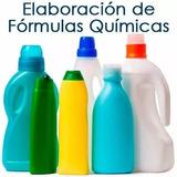 Has Tu Mismo Tus Productos De Limpieza + De 2000 Formulas