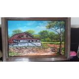 Cuadro Pintura Costa Rica