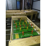Futbolin Madera Grande
