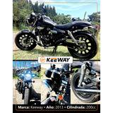 Motocicleta  Keeway Superligth Al Dia Ganga!!!!!
