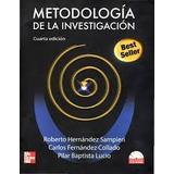 Metodología De La Investigación. 4° Edición. Sampieri. Nuevo
