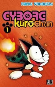 Cyborg Kuro-chan Serie Tdv