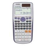 Calculadora Científica Casio Fx-991es Plus / Itech
