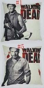 The Walking Dead Almohadon O Cojin