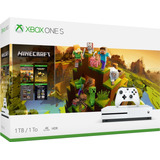 Xbox One S 1tb + Minecraft, Factura Electronica,playsound