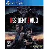 Resident Evil 3 Remake - Ps4 - Spanish
