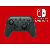 Nintendo Switch Control Pro Inalambrico Nuevo Sellado