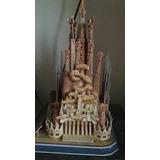 Rompecabezas Armado De La Basilica Dalí