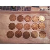 Monedas De 2colones Costa Rica 1962al 1978 ¢2000mi Cada Una