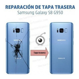 Tapa Atras, Glass, Vidrio Trasero Galaxy S8 Y S8 Plus