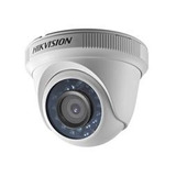 Camara Hikvision Turbo Hd720p Ir Dome Color D/n Ext 1mpds-2c