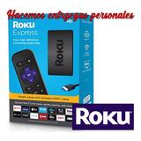 Roku Streaming Hd Hace Tv Smart  Entregas Personales