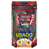 Usado Masterpiece 20th Aniv. Optimus Prime Transformer Usado