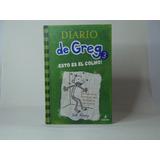 Libros Diario De Greg 3, 4 Y 5.