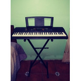 Organeta Yamaha (psr-195-5 Octavas )con Pedestal