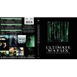 Colección Definitiva Matrix Hd Bluray.