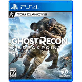 ..:: Ghost Recon Breakpoint ::.. Para Ps4
