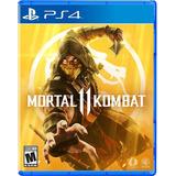 Mortal Kombat 11 Ps4 En Fisico Nuevos == Entregas