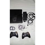 Xbox 360 Slim 320gb + Full Equipo